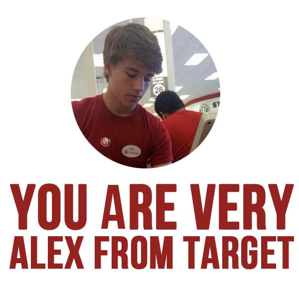 Alex z sieci Target #alexfromtarget - internet za nim szaleje!