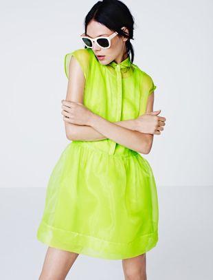 Kinga Rajzak w wiosennej kampanii H&M