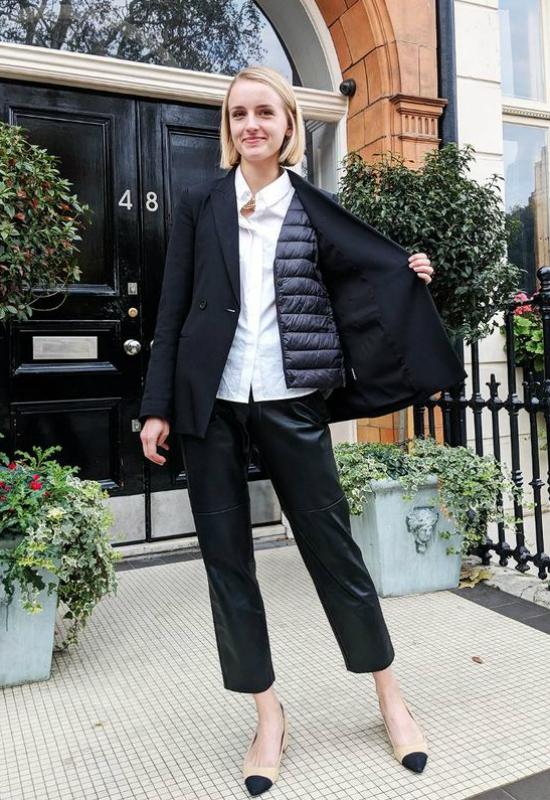 Jeden trick, który pozwoli Ci być modną i nie zmarznąć tej jesieni oraz zimy!