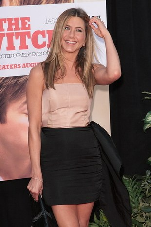 Jennifer Aniston nienawidziła uczesania Rachel