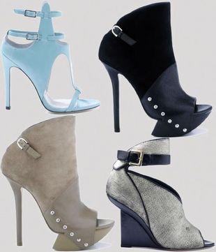 Przyszłoroczna kolekcja butów Camilii Skovgaard (FOTO)
