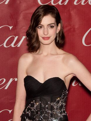 Anne Hathaway pokazała figurę