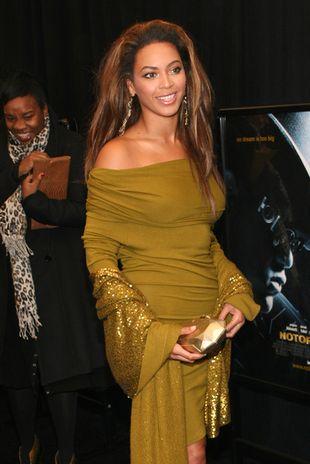 Beyonce porzuciła czerń