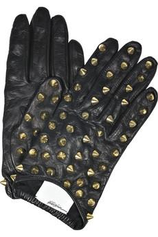 Rękawiczki z ćwiekami od Phillipa Lima