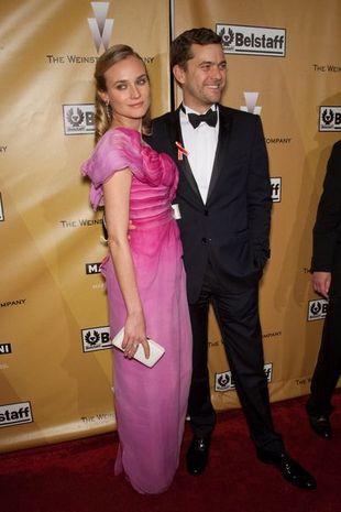 Diane Kruger zachwyca kolorem