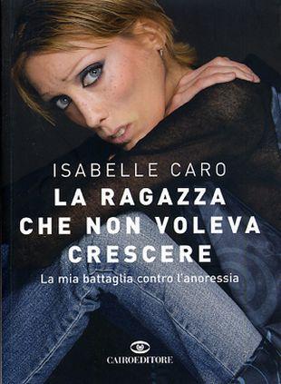 Isabelle Caro przegrała walkę z anoreksją (FOTO)