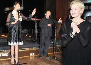 Małgorzata Kożuchowska wspiera dzieci (FOTO)