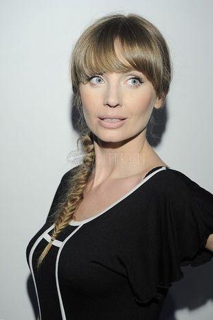 Agnieszka Szulim jak Izabella Scorupco (FOTO)
