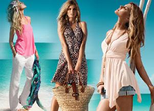 H&M - letnia kolekcja 2011