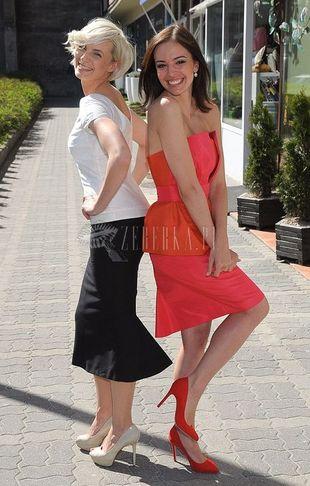 Gliwa i Wendzikowska na otwarciu butiku marki BLESSUS (FOTO)