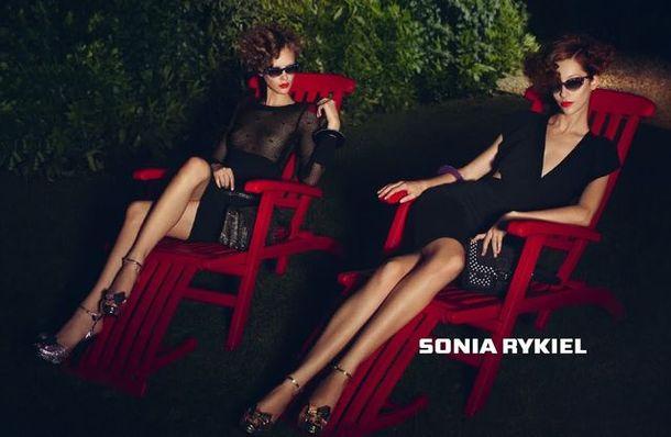 Zapowiedź kolekcji Sonii Rykiel