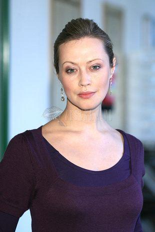 Agnieszka Wagner na fioletowo (FOTO)