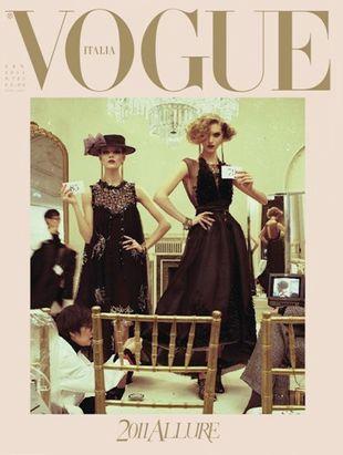 Freja i Arisona Muse w Vogue Italia (FOTO)