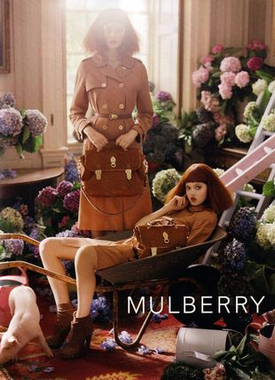 Lindsey Wixson dla Mulberry (FOTO)