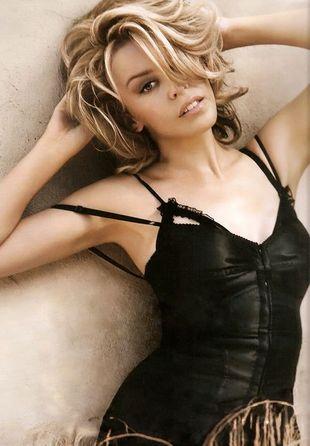Kylie Minogue w Vogue