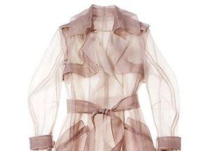 moda, trendy, wiosna lato 2008, sukienki, inspiracje, organza, tiul