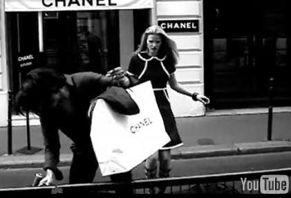 Krótkometrażowy film Lagerfelda