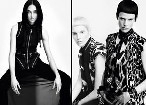 Givenchy - Wiosna/Lato 2011 (FOTO)
