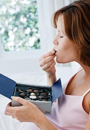 Jak odeprzeć ochotę na słodycze?