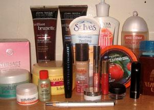 Wasze kosmetyczki: Dominika, 22 lata