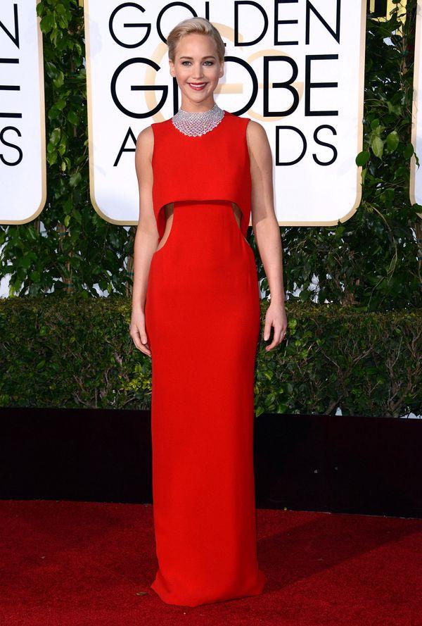 Złote Globy 2016 - najlepsze kreacje wg magazynu Vogue
