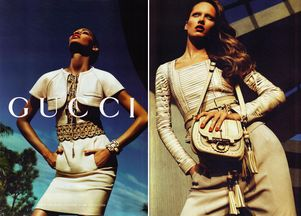 Wiosenna kampania Gucci (FOTO)