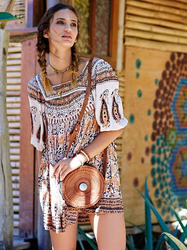 Krókie sukienki w stylu boho od Free People (FOTO)