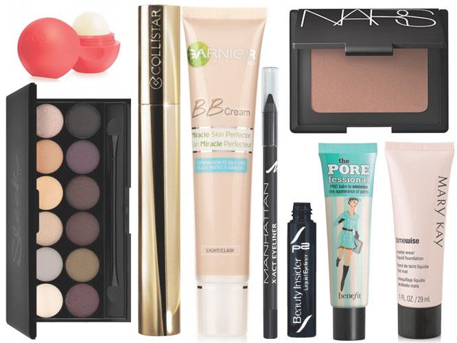 10 kosmetyków, bez których nie wyobrażamy sobie makijażu!