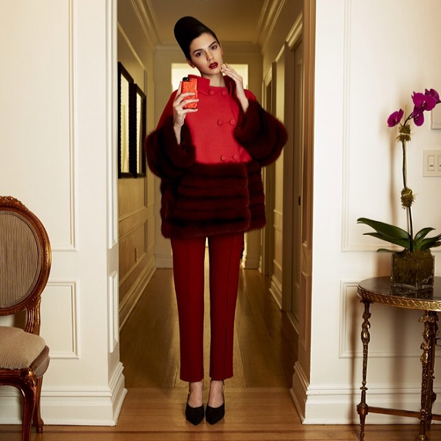 Vogue zachwycone Kendall Jenner! (FOTO)
