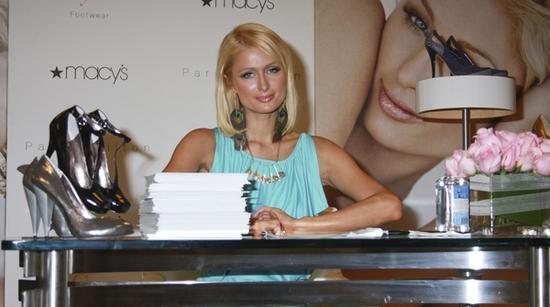 Nowa kolekcja butów Paris Hilton (FOTO)