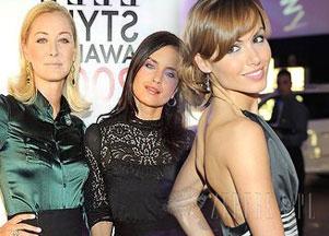 Gwiazdy na Elle Style Awards