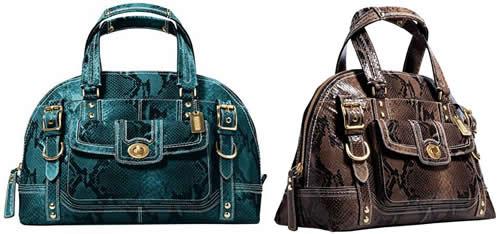 moda, dodatki, torebki, coach, gwiazdy, eva longoria