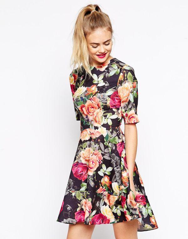 Powiew wiosny wg Asos - przegląd wiosennych sukienek (FOTO)