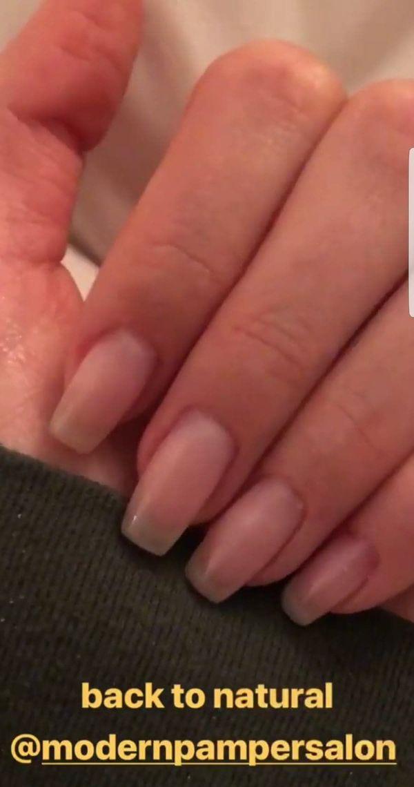 Nie uwierzycie, jak wg Kendall Jenner wyglądają naturalne paznokcie!