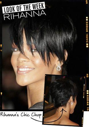 uroda, gwiazdy, włosy, fryzury, fryzury gwiazd, rihanna, nowa fryzura rihanny, grzywki, grzywka