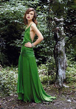 Sukienka Keiry Knightley na aukcji