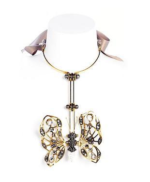 Wiosenna kolekcja biżuterii domu mody Lanvin
