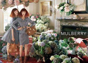 Wiosenna kampania Mulberry (FOTO)