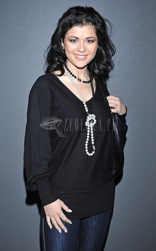 Czarno-biała Kasia Cichopek (FOTO)