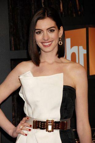 Anne Hathaway - gwiazda tygodnia