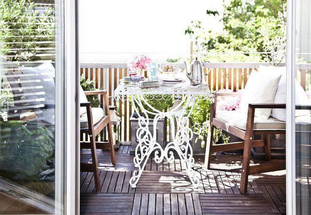 Myślisz, że Twój balkon nie daje zbyt dużych możliwości aranżacyjnych? Błąd!