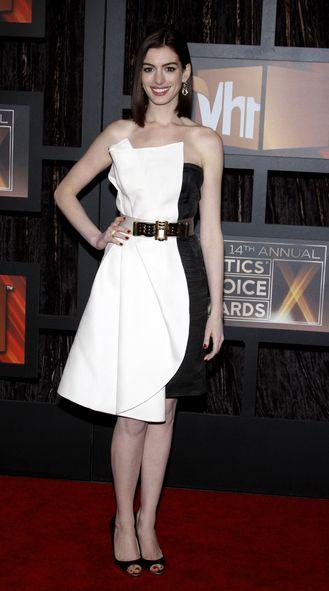 Anne Hathaway – gwiazda tygodnia