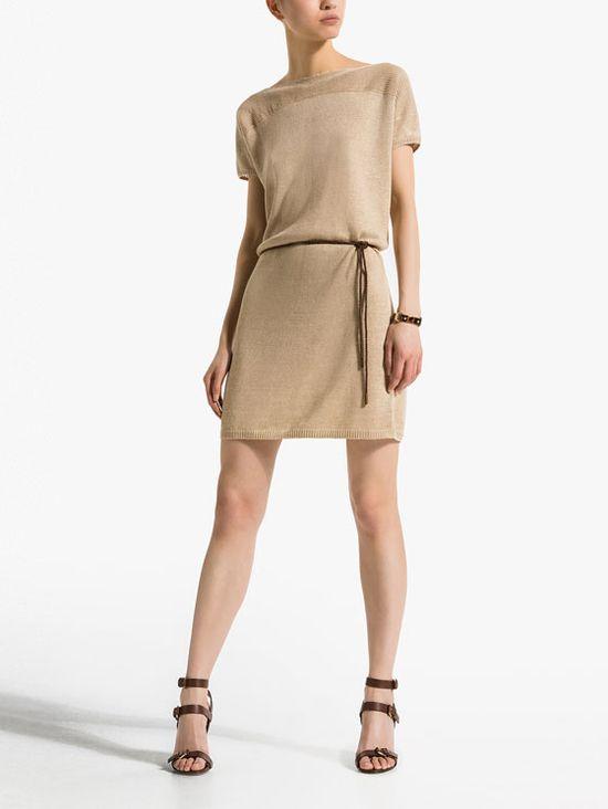 Massimo Dutti - Sukienki na lato z nutką elegancji (FOTO)