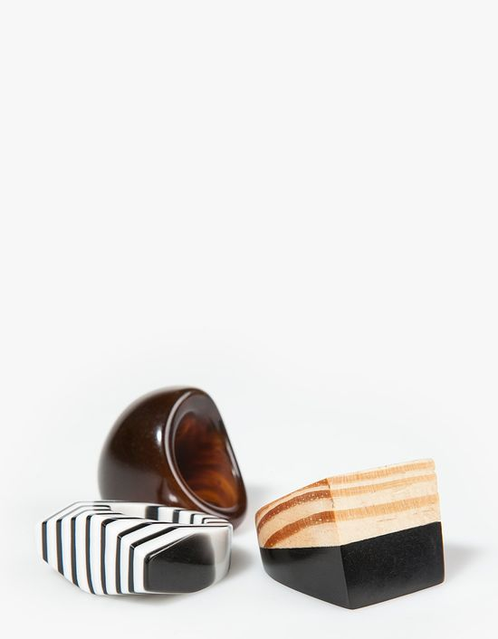 Stradivarius Monochrome Crochet - Czarń i biel na lato