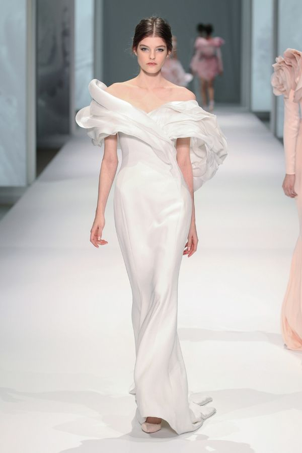 Ralph&Russo - The awakening of flora - wiosna/lato 2015