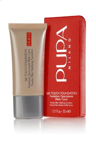 Silk Touch Foundation od Pupa