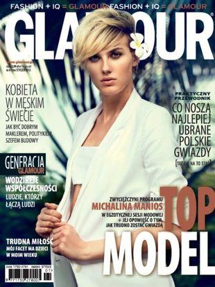 Top Modelki na okładkach Glamour (FOTO)