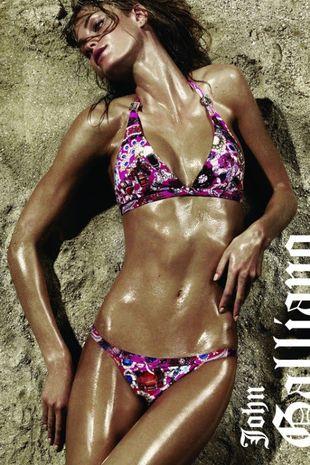 Kostiumy kąpielowe od Galliano (FOTO)
