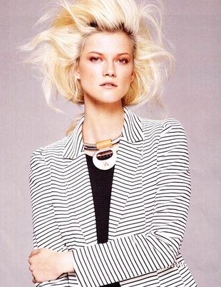 Kasia Struss dla H&M Magazine (FOTO)
