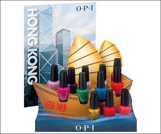 Kolekcja Hong Kong od OPI
